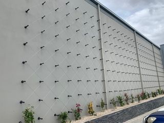 3MM STAINLESS STEEL CABLE WALL TRELLIS