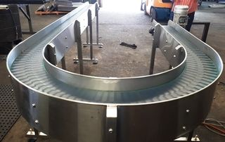 CHEESE PACKING CONVEYOR